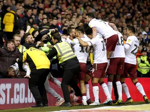 McGinn at the double as Villa sink Forest