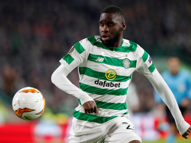 Lennon determined to keep Edouard amid Leicester interest
