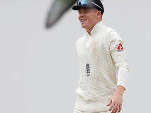 """Ollie Pope """"ready to go"""" if needed for second Test"""