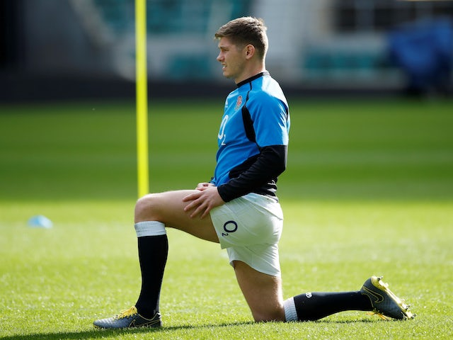 Wilkinson impressed with Farrell's