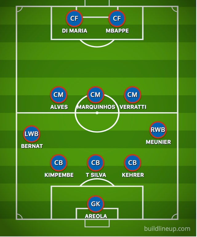 POSS PSG XI vs. MAR