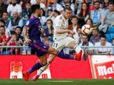 Gareth Bale in action for Real Madrid against Celta Vigo in La Liga on March 16, 2019.