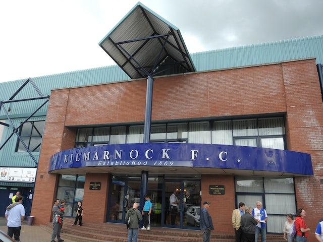 Kilmarnock's Kyle Lafferty to miss Motherwell clash