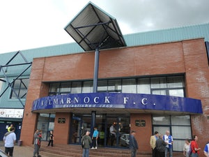 Kilmarnock 3-1 Montrose: Kyle Lafferty strikes in comfortable cup win