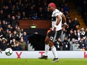 Ryan Babel equalises for Fulham against Liverpool on March 17, 2019