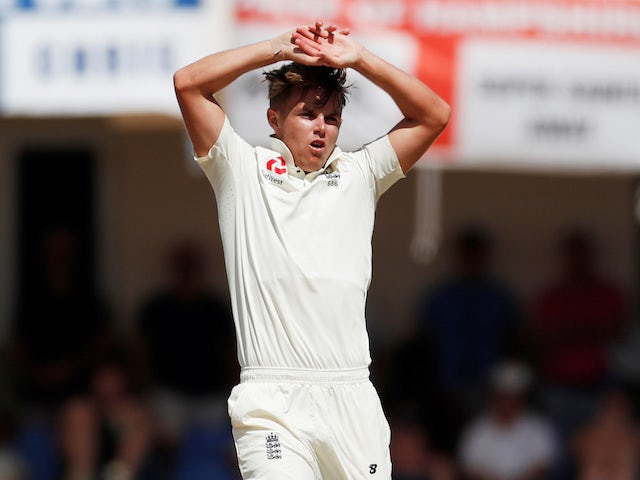 Sam Curran in Wisden's Cricketers of the Year
