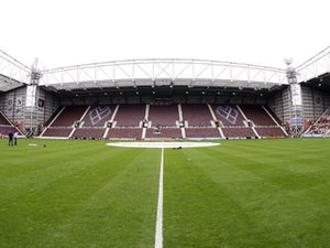 Hearts maintain 100% start with narrow win over Inverness
