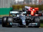 Result: Bottas claims emphatic win at Australian Grand Prix