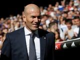 Zinedine Zidane ahead of Real Madrid's La Liga fixture with Celta Vigo on March 16, 2019.