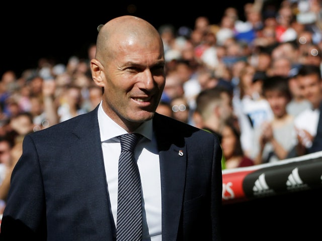 Zidane: La Liga will be