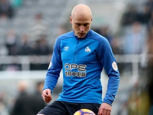 Bella, 7, led out by hero Mooy at Huddersfield