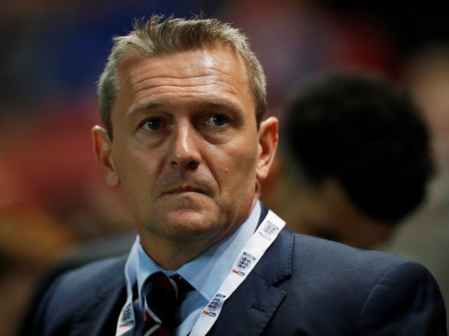 Boothroyd hopes England will 'excite and entertain' at the Euros