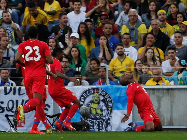 Result: Panama hold Brazil to draw in Porto