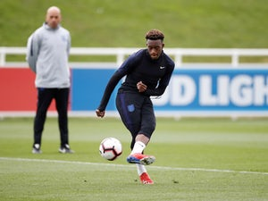 "Harry Kane full of praise for ""fantastic"" Callum Hudson-Odoi"
