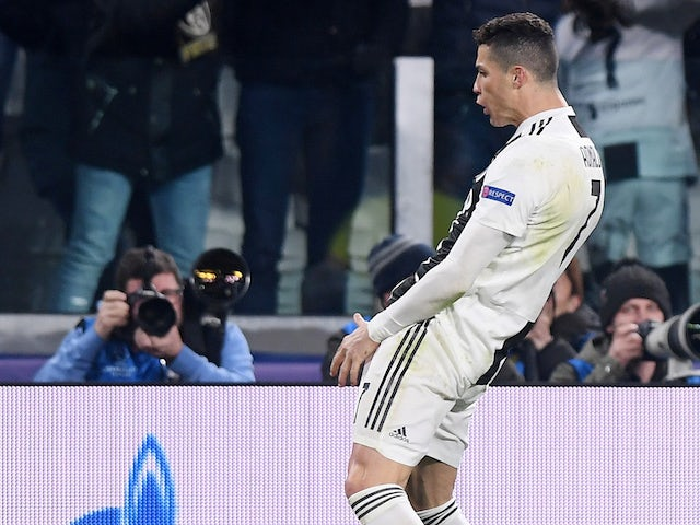 Juventus Avoiding Pre Season In Usa Nothing To Do With Cristiano Ronaldo Sports Mole