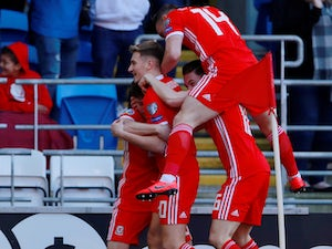 Daniel James helps Wales past Slovakia for perfect Euro 2020 qualification start