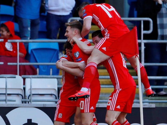 Result: Daniel James helps Wales past Slovakia for perfect