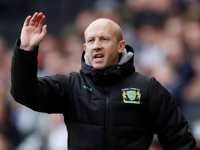 Relegation-threatened Yeovil Town sack Darren Way
