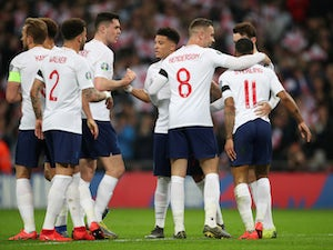 Live Commentary: England 5-0 Czech Republic - as it happened