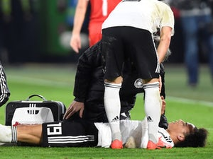 Leroy Sane escapes serious injury despite lengthy treatment
