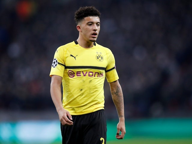 Sancho 'prefers Real Madrid to Man United'