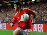 Benfica's Joao Felipe - aka Jota - pictured on March 14, 2019