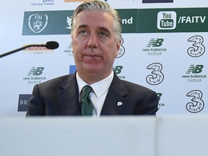 John Delaney takes up new role at Football Association of Ireland