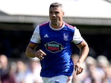 Jonathan Walters in action for Ipswich Town on September 3, 2018