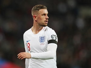 "Southgate hails ""leader"" Henderson ahead of 50th cap"