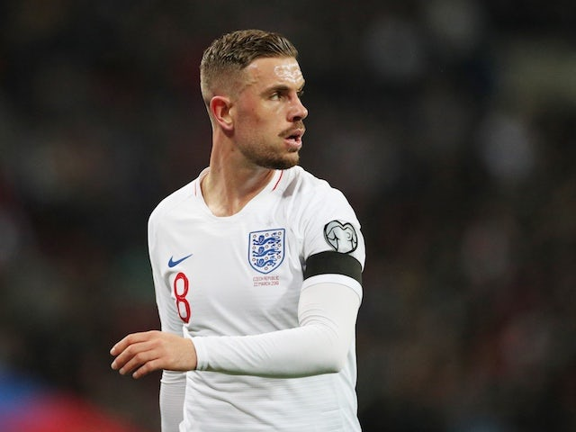 Jordan Henderson admits England need to learn from defensive errors