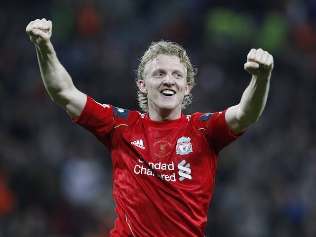 Dirk Kuyt for Liverpool