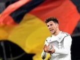 Leon Goretzka scores for Germany on March 20, 2019