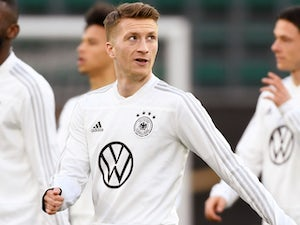 "Marco Reus ""confident"" Germany will beat Netherlands"