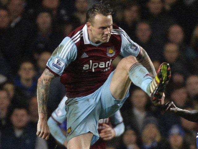 Ex-Hammers, Burnley midfielder Matt Taylor announces retirement