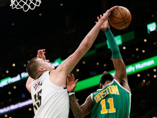 Result: Denver Nuggets beat Celtics to end six-year playoff drought