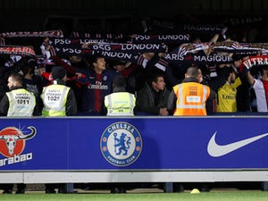 "PSG give ""full support"" to fans after weapons found on coach"