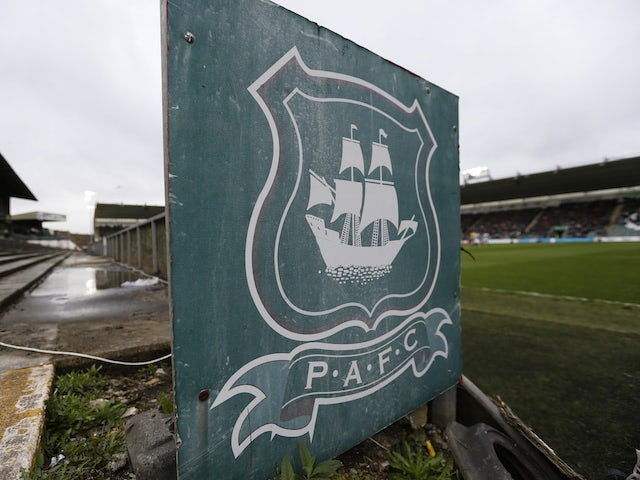 Plymouth Argyle use Home Park pitch to pay tribute to NHS