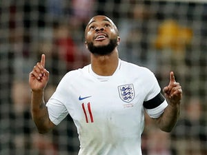 Sterling dedicates England hat-trick to Crystal Palace youth