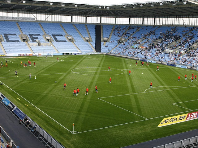 Coventry City consider groundshare options