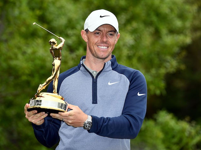 In-form McIlroy feeling confident as he looks to join elite club at Augusta