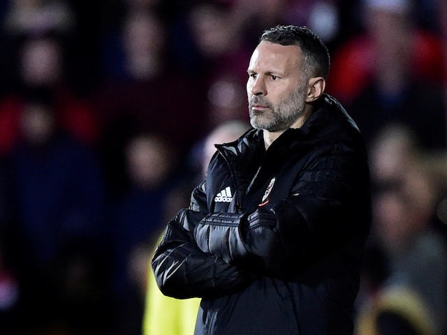 Giggs delighted with