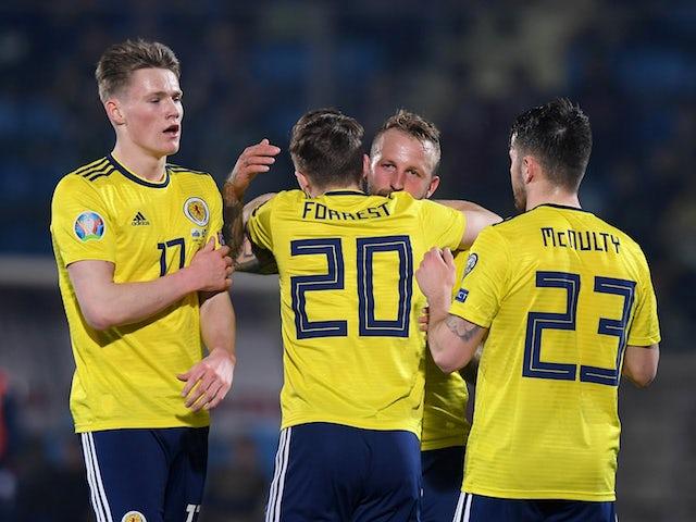 Result: McLeish booed as Scotland scrape past San Marino