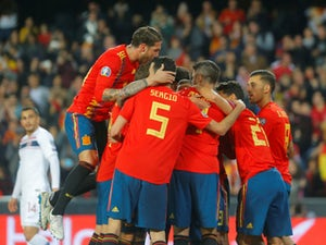 Ramos pen earns Spain victory over Norway