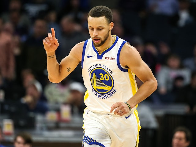 Result: Curry hits 36 as Golden State Warriors down Minnesota Timberwolves