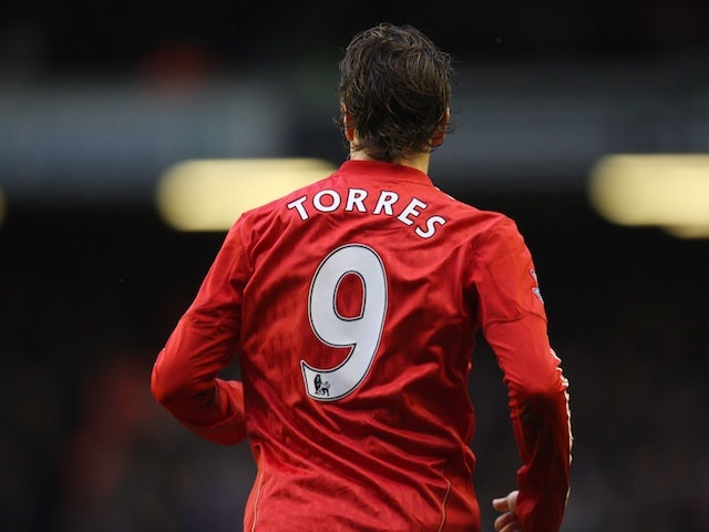 Fernando Torres picks Liverpool trio in all-time XI