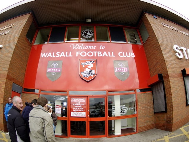 Walsall appoint Matthew Taylor as new head coach