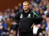 Brian Rice pictured at Hibs in 2009