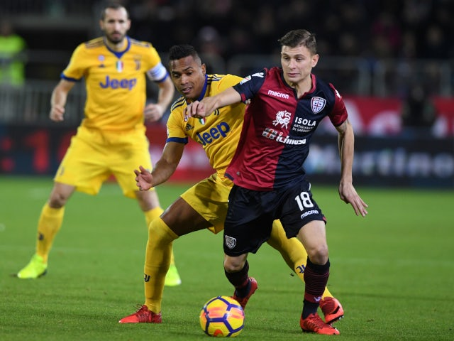 Arsenal 'face competition for Nicolo Barella'