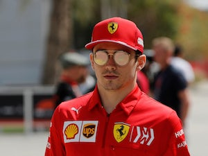 Leclerc 'calm' amid Ferrari rumblings - Danner