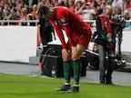 Massimiliano Allegri unsure if Cristiano Ronaldo will be fit in time for Champions League clash with Ajax